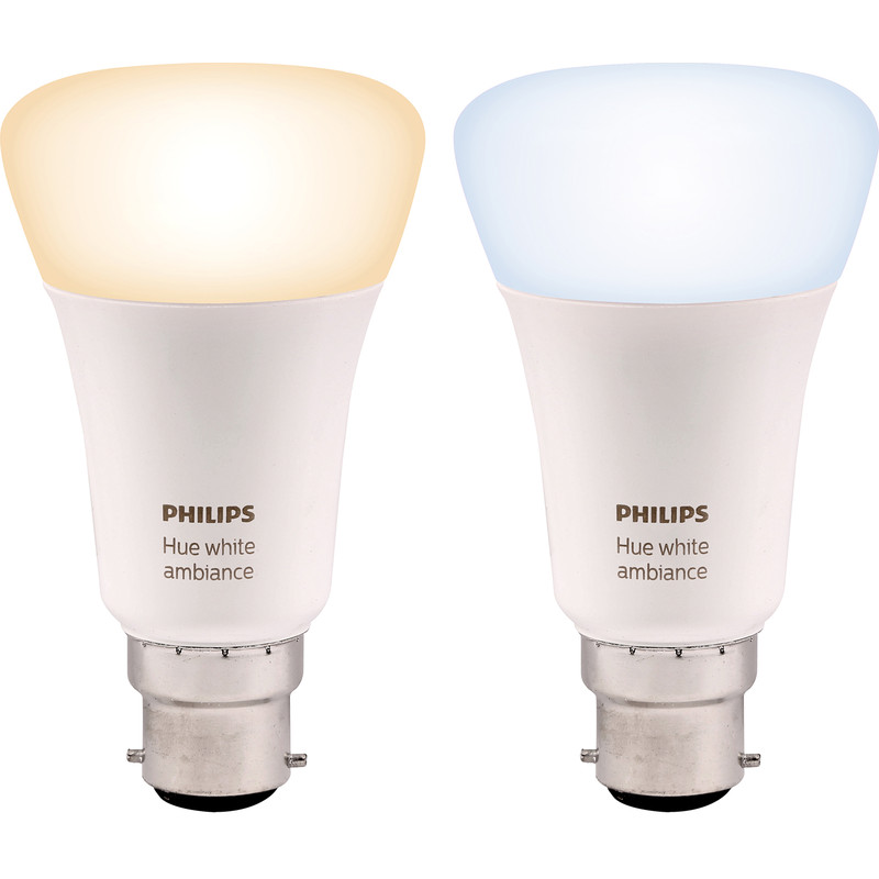 Philips Hue White Ambiance Lamp
