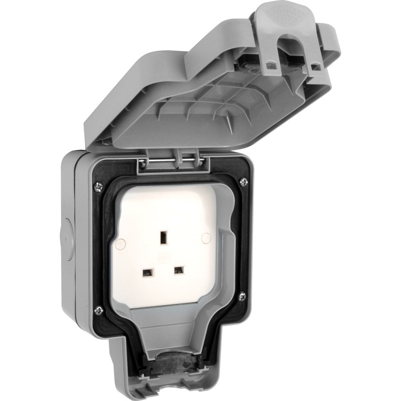 MK IP66 Masterseal Plus Sockets