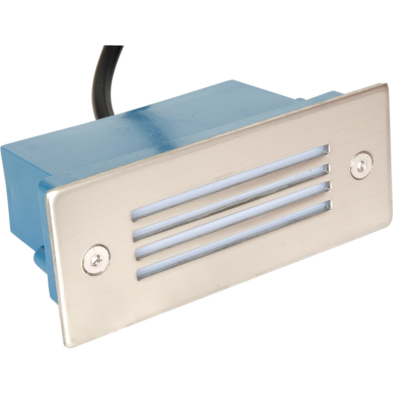 LED 1W Rectangular Wall Light 230V IP54