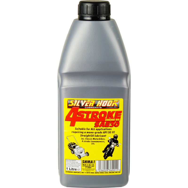 Engine Oil 1L