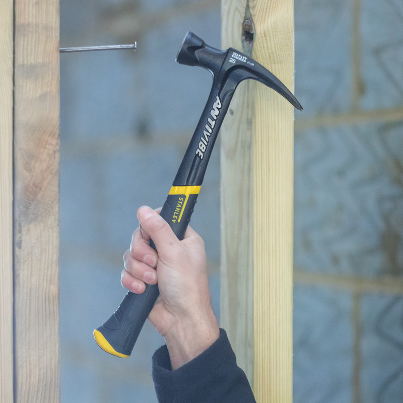 Stanley FatMax Curve Claw Hammer