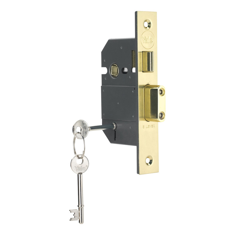Yale BS 5 Lever Mortice Sashlock