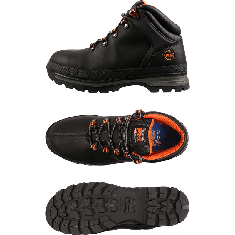 Timberland Pro Split Rock XT Safety Boots Colour=Black Size=9