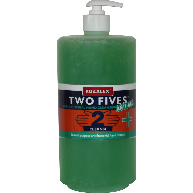 Rozalex Two Fives Anti-Bacterial Hand Cleaner