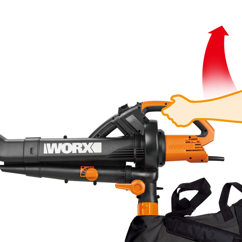 Worx 3000W Electric Trivac