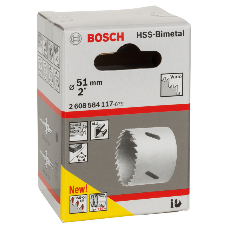 Bosch Bi-Metal Holesaw