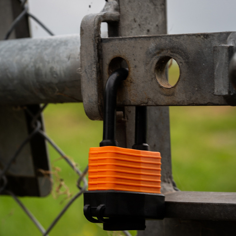 EC Security Weatherproof Padlock