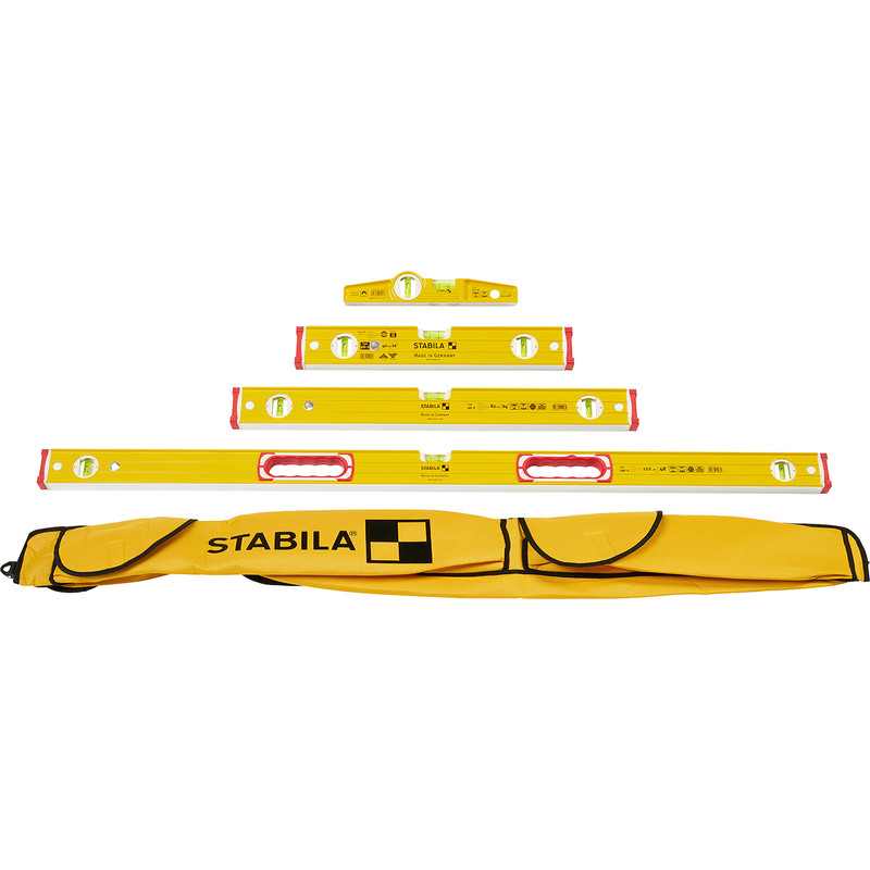 Stabila 196-2 Combination Pro Level Set