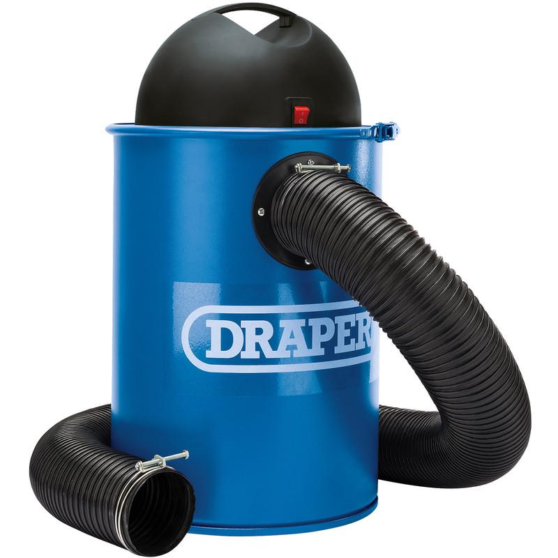 Draper 50L 1100W Dust Extractor