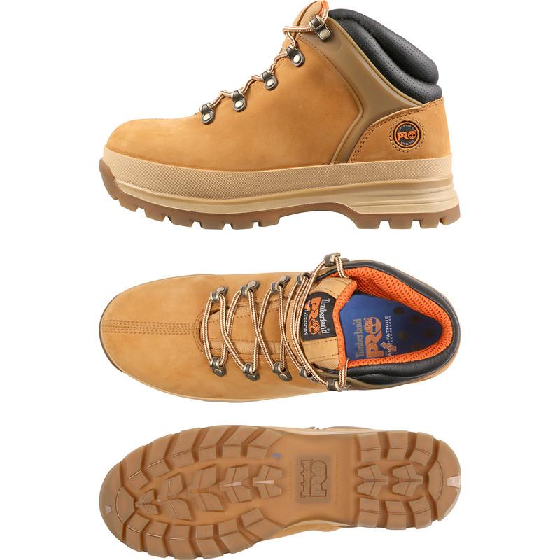 Timberland Pro Splitrock XT Safety Boots Wheat Size 5 ec2d38a84e