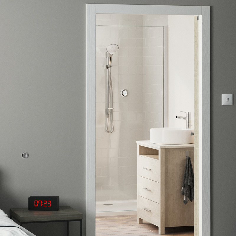 Mira Mode Digital Thermostatic Shower
