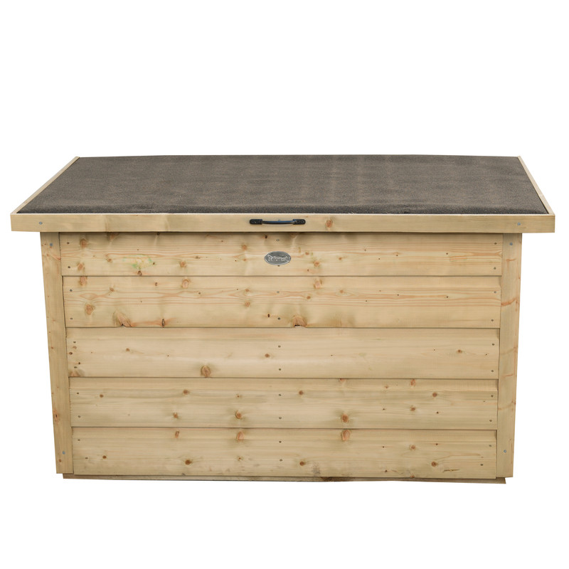 Forest Garden Shiplap Pressure Treated Garden Storage Box