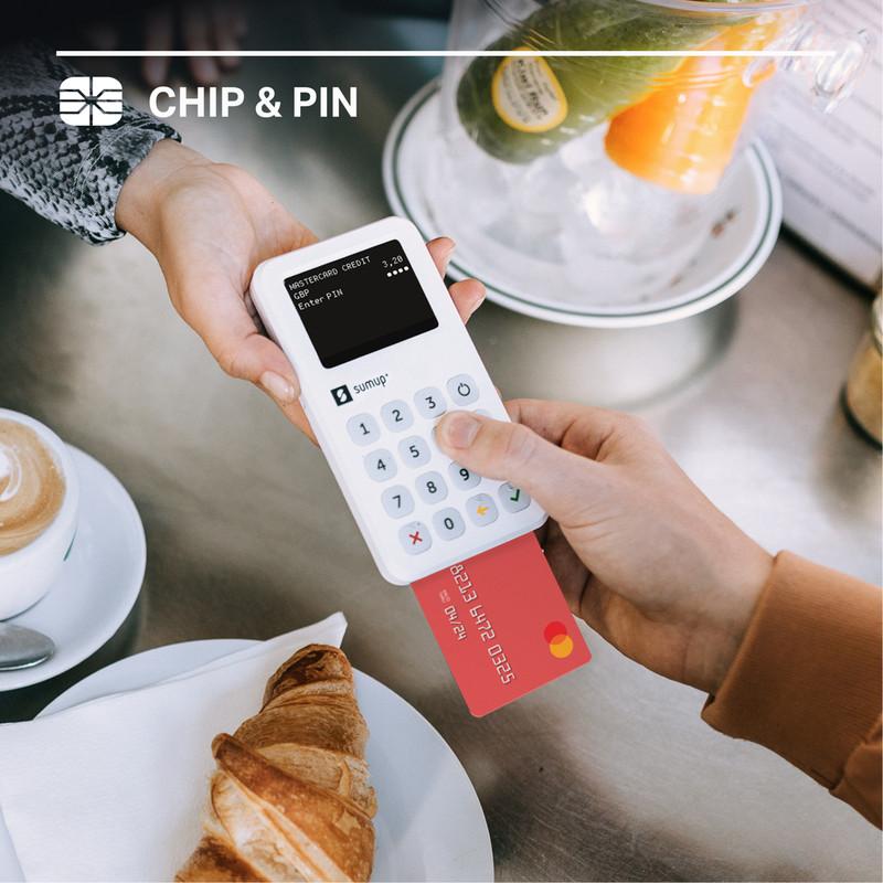 SumUp 3G+ WiFi Card Reader