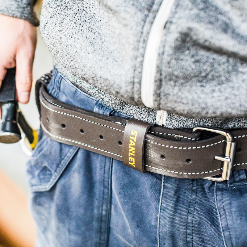 Stanley Leather Belt