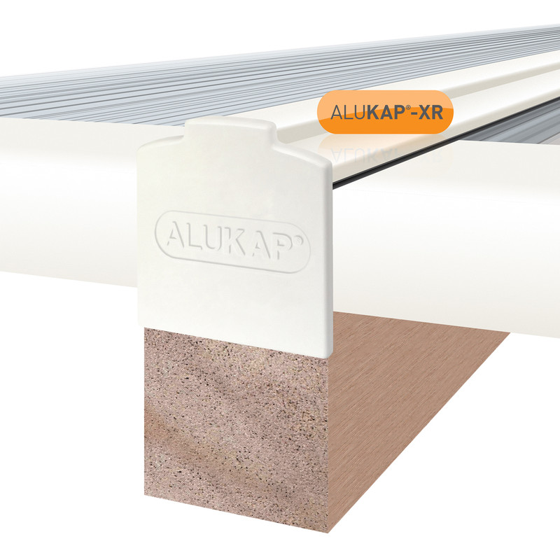 Alukap-XR Sheet End Stop Bar for Axiome Sheets