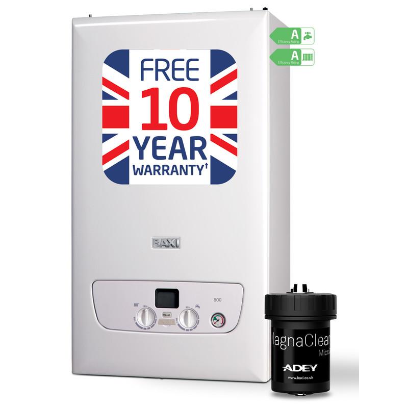 Baxi 800 Series Combi Boiler