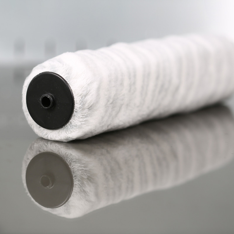 Rota Professional Silver Stripe Roller Sleeve 12""