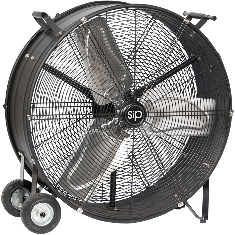 SIP 2 Speed Workshop High Velocity Drum Fan