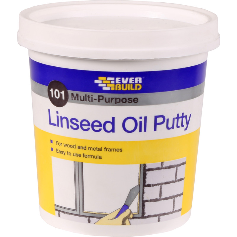 Multi Purpose Linseed Oil Putty