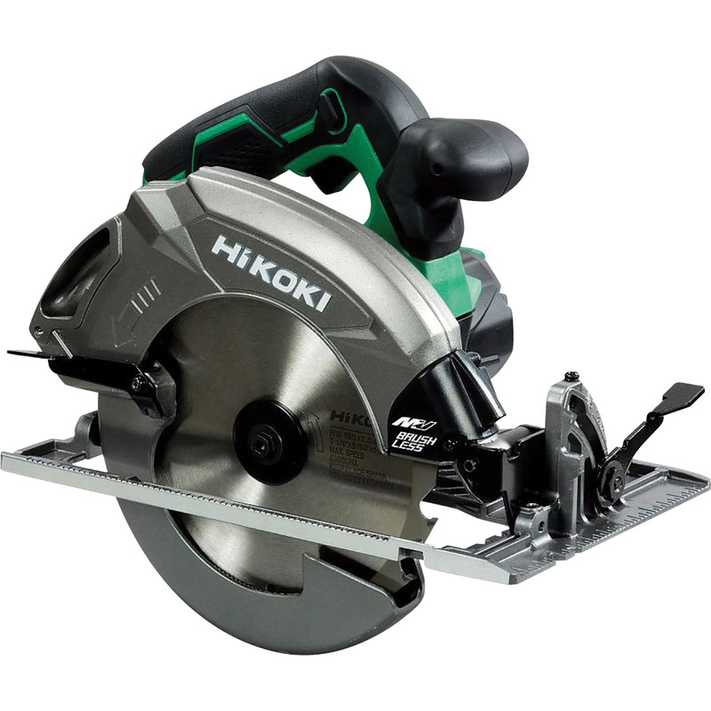 Hikoki 185mm 36V MultiVolt Brushless Circular Saw
