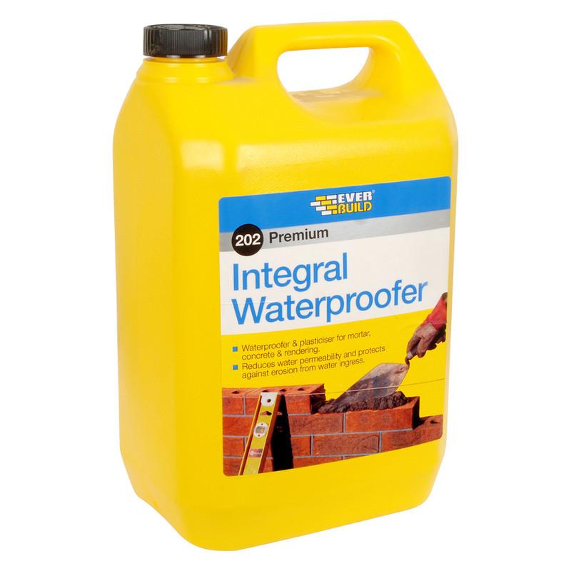 Everbuild 202 Integral Liquid Waterproofer