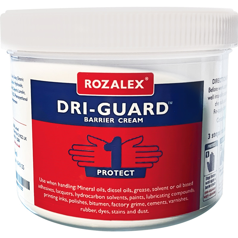 Rozalex Dri-Guard Barrier Cream