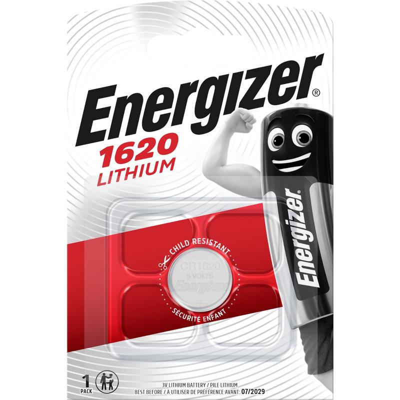 Energizer Lithium CR1620 BP1#