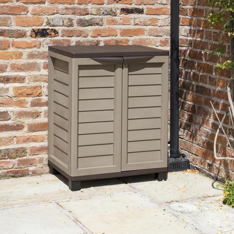 Rowlinson Plastic Utility Cabinet