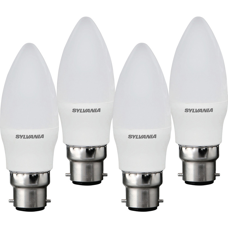 Sylvania LED Frosted Candle Lamp