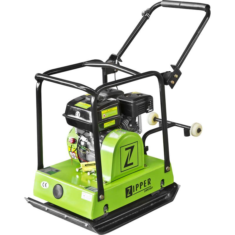 Zipper RPE120GYN 5.5 H Petrol Plate Compactor