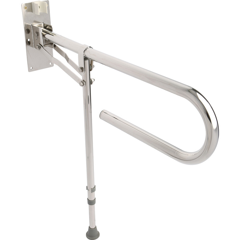 Croydex Drop Down Grab Bar