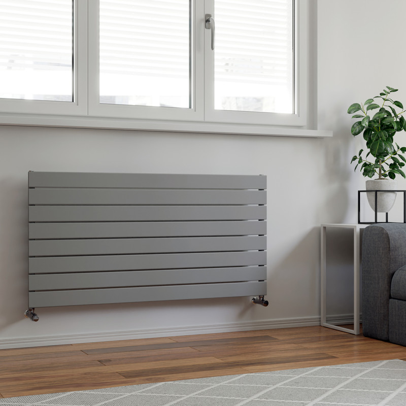 Ximax Oxford Single Horizontal Designer Radiator