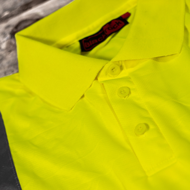 Hi Vis Polo Shirt