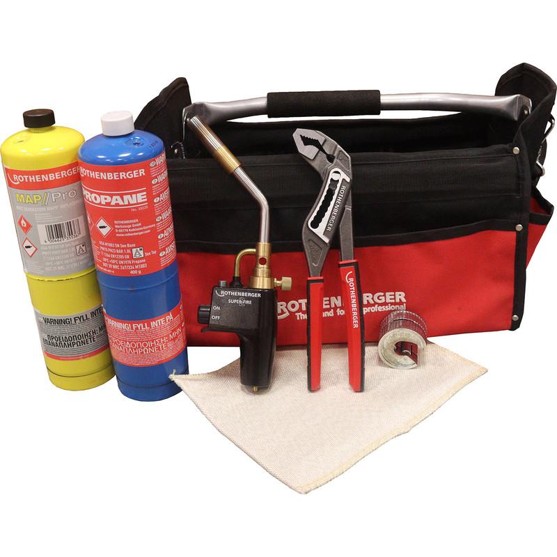 Rothenberger Tool Bag Soldering Kit