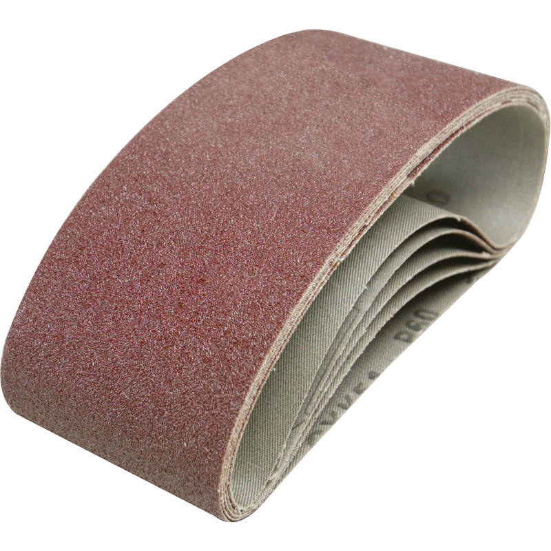 Cloth Sanding Belt 75 x 457mm