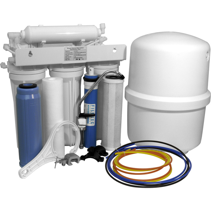 5 Stage Reverse Osmosis Unit