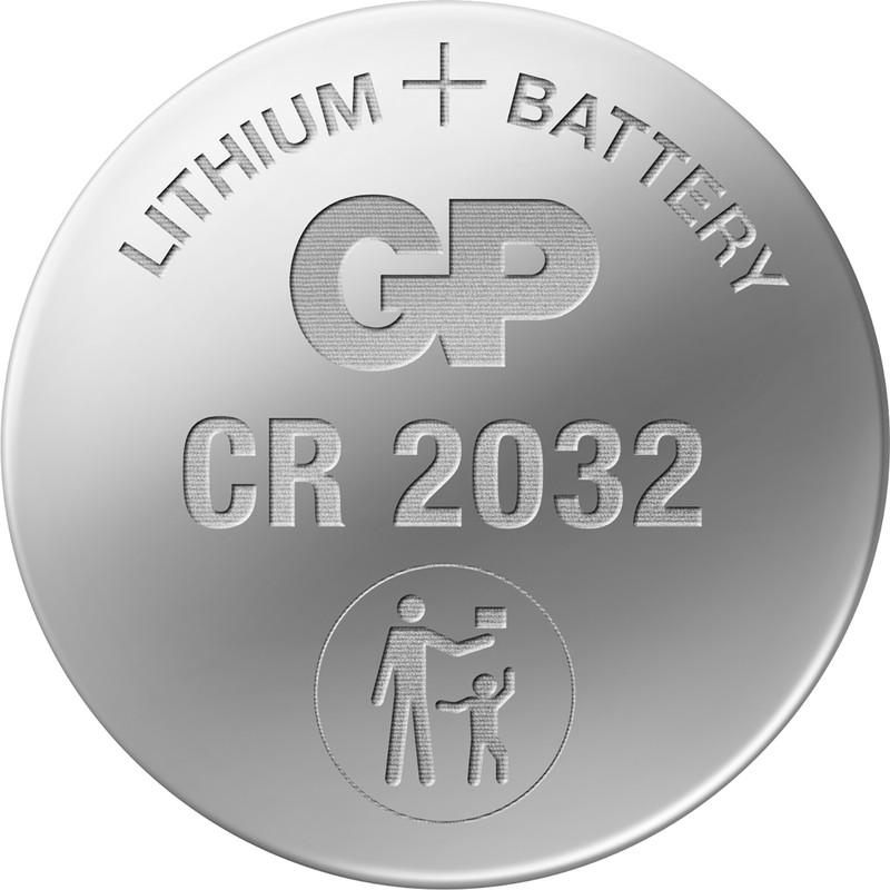 GP Lithium Coin