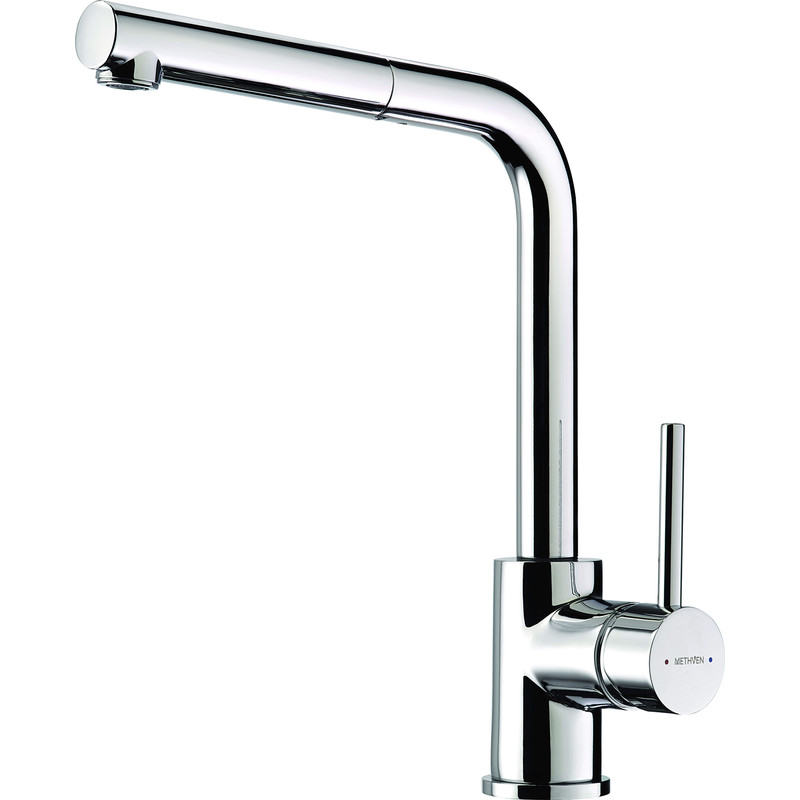 Methven Metro Pull out Mono Mixer Kitchen Tap