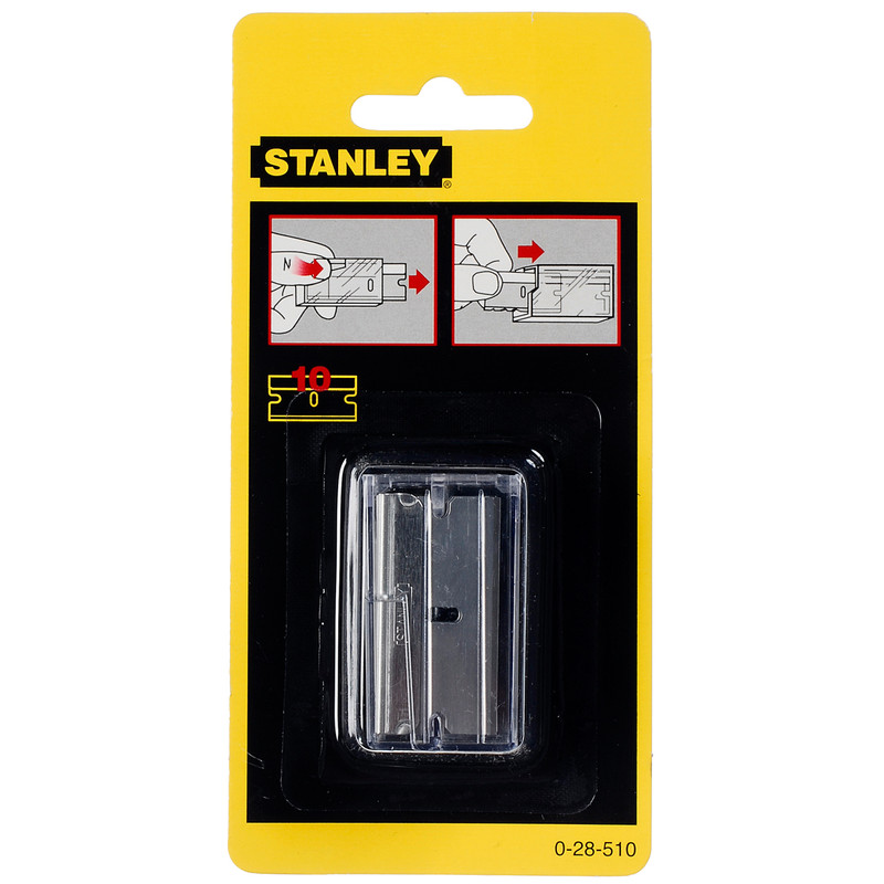 Stanley Window Scraper Blades