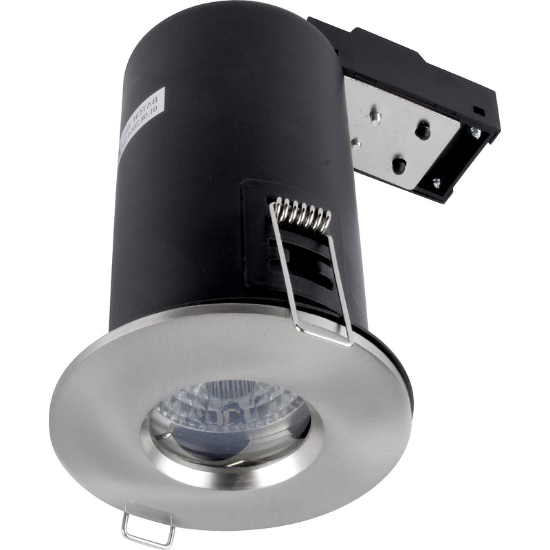 LED 9W Fire Rated Dimmable IP65 GU10 Downlight