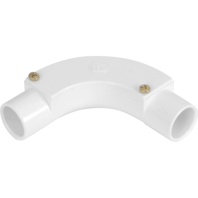 20mm PVC Inspection Bend