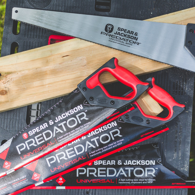 Predator Universal Saw Triple Pack