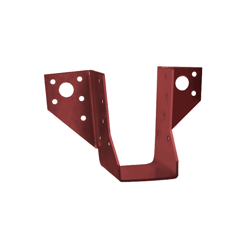 Dual Coated Timber to Timber Joist Hanger