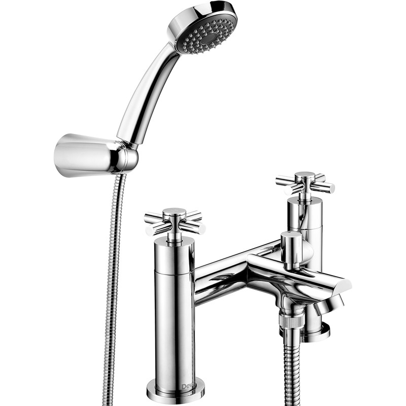 Deva Motif Bath Shower Mixer Tap