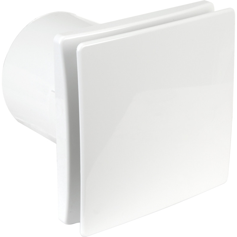 Airvent 100mm Tile Extractor Fan Humidistat