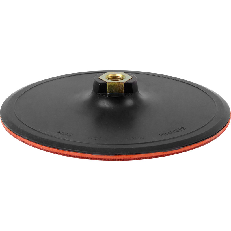 ABS Hook & Loop Backing Pad