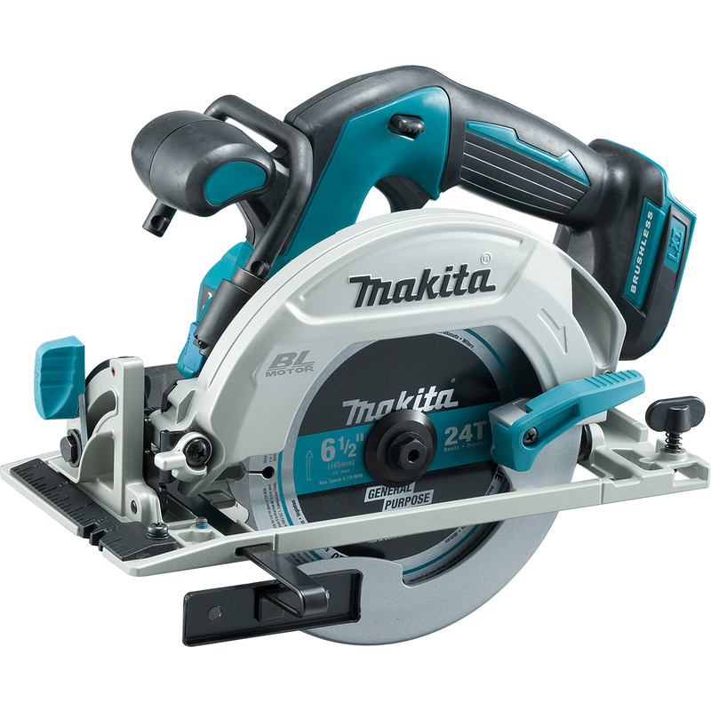 Makita DHS680Z 18V LXT Brushless 165mm Cordless Circular Saw