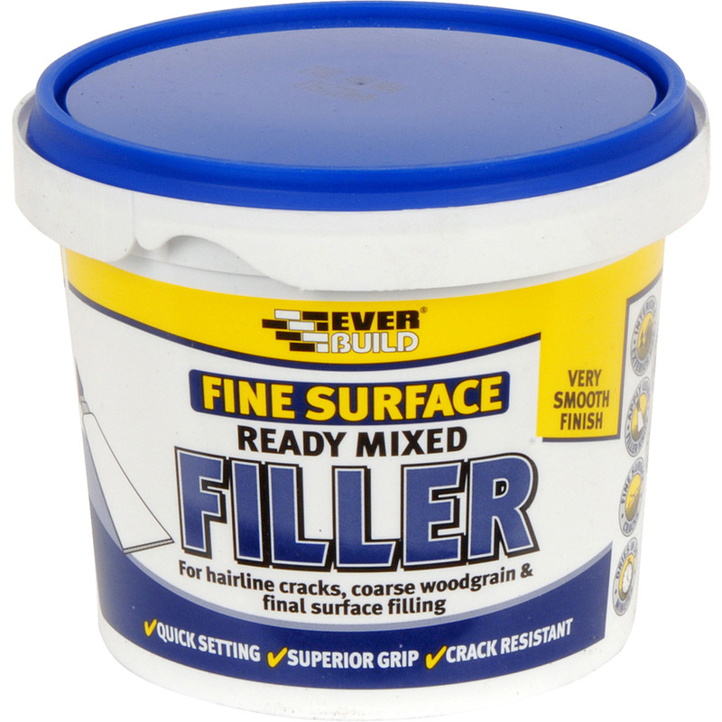 Fine Surface Ready Mixed Filler