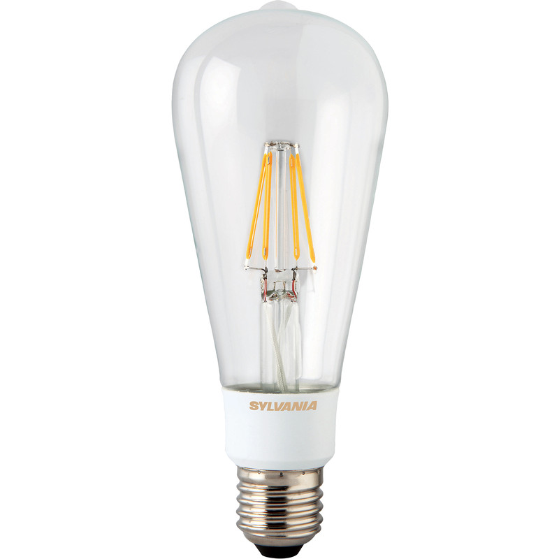 s lighting bulbs with simple wow light in flowy collection image on sylvania