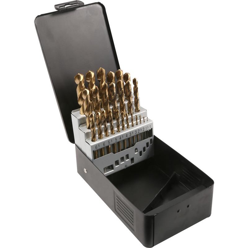 Abracs HSS Titanium Drill Bit Set
